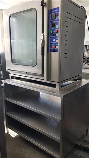 Prenox Oven - Gas 10 Pan