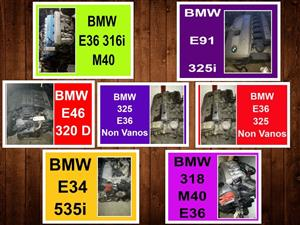 BMW engines for sale.