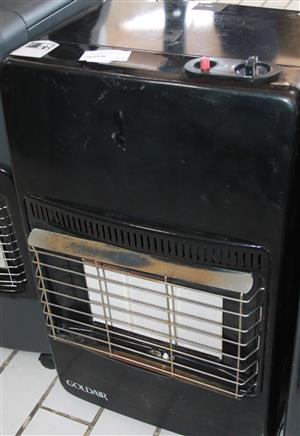 S032587D Gold air gas heater #Rosettenvillepawnshop