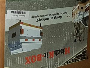New Karet Hitch kit Trailer box for sale