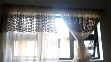 Stunning kitchen curtains for sale