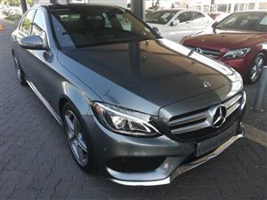 2018 Mercedes Benz C-Class sedan C180 AMG LINE A/T