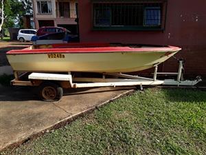 4m project boat