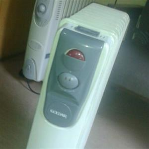 Goldair 9 vin oil heater