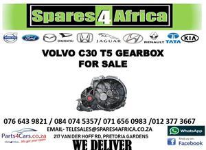 VOLVO C30 T5 GEARBOX