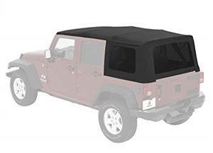 Jeep Wrangler 4dr Soft Top
