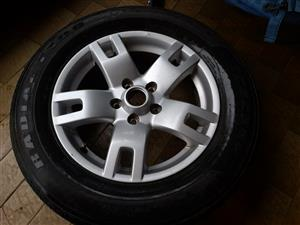 "16"" Wheels and Tyres for Sale"
