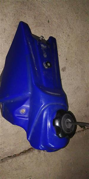 Fuel tank for WR 450