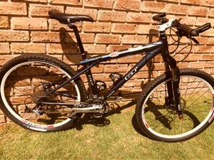 Urgent Mountain Bicycle sale