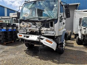 ISUZU FTM 1200 Freighter sitec - 6HE1 Turbo - Trailing Axle Air bag Suspension