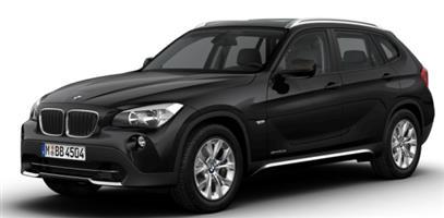 2010 BMW X1 sDRIVE20d xLINE  A/T (F48)