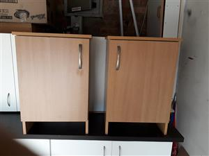 Bed side/ all purpose cabinets