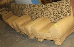 3 piece lounge suite S030452A #Rosettenvillepawnshop