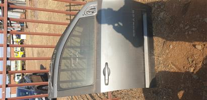 Jeep Compass Front Doors