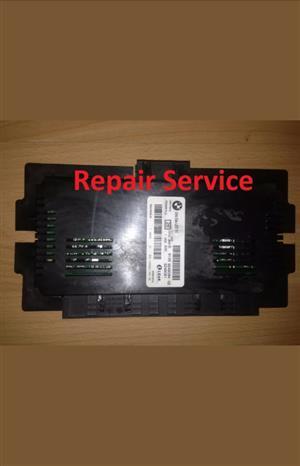 Bmw&Mini footwell frm module repairs