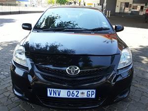 2008 Toyota Yaris 1.3 T3 Spirit sedan