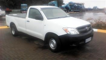2000 Toyota Hilux 2.5D 4D