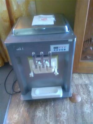 ice cream machine