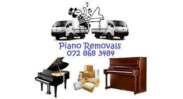Piano Movers upright piano removals