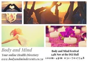 Body and Mind  Christmas Festival 15 December 2019