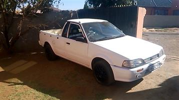 1995 Ford Bantam 1.6i