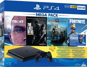 PS4 500GB Bundle