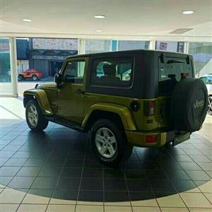 2008 Jeep Wrangler 2.8CRD Sahara