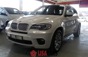 2012 BMW X5 xDrive40d M Sport