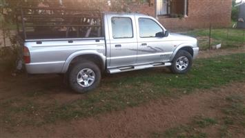 2003 Mazda Drifter X 2500TD double cab