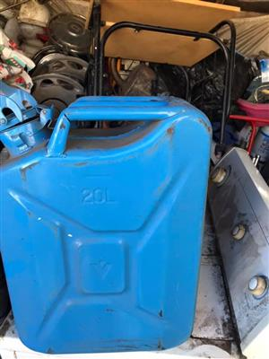 20l jerry can.