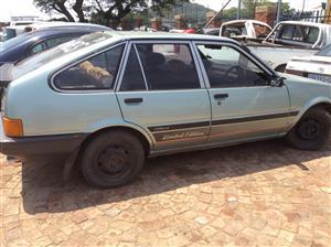 Toyota Avante 1987 1.6
