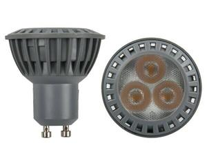 Lamp Led SMD 3X1W Gu10 WW 4 Lights Per Pack