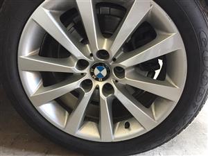 BMW mag rims