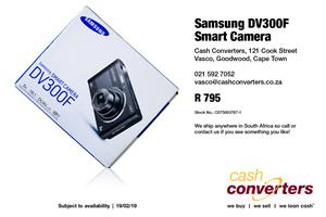 Samsung DV300F Smart Camera