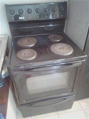 KIC 4 plate stove