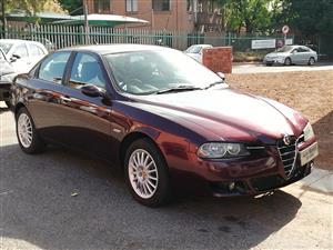 2006 Alfa Romeo 156 2.0 Twin Spark Lusso