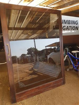 2nd Wooden window cheap!!