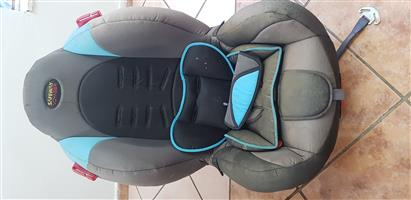 Gateway Voyager 9kg-25kg baby car seat