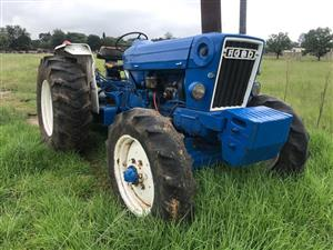 Ford 6600 4x4