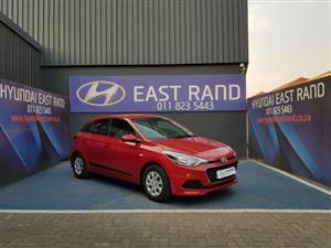 2018 Hyundai i20 1.4 Motion auto