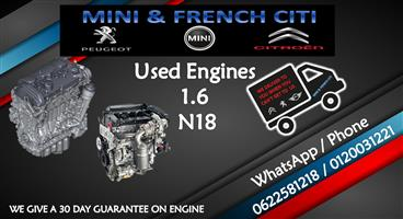 N18 Used Engine for sale