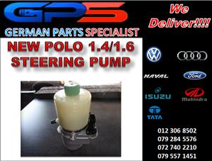 New VW Polo 1.4/1.6 Power Steering Pump for Sale