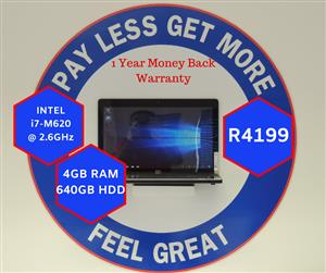 »»»Dell Studio XPS with 12 Months Warranty (459)«««
