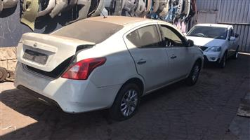 2016 Nissan Almera Stripping For Spares For More Info Contact Ebrahim On 0833779718