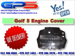 New VW Golf 5 Engine Cover Parts for Sale