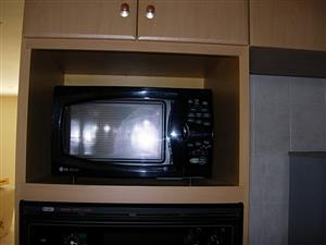 LG Microwave Oven - also other Furniture and Apppliances