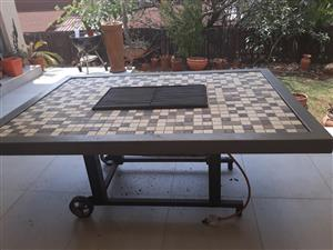 Table Gas Braai