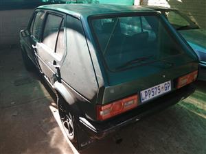 1980 VW Citi CITI CHICO 1.4
