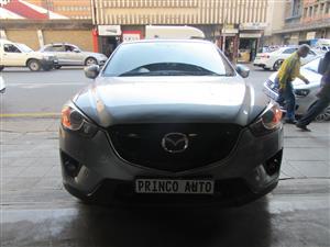 2013 Mazda CX-5 2.0 Active auto