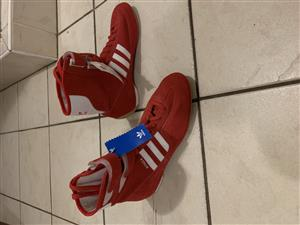 Adidas Monza rare Racing Boots Red